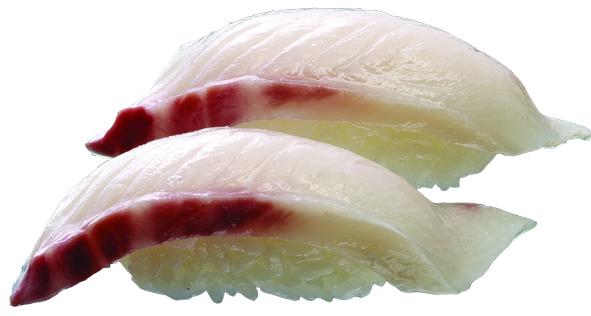 海鱺握壽司 003