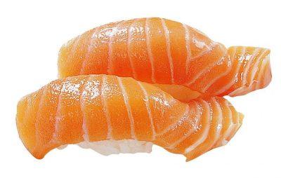 1-04 鮭魚握壽司