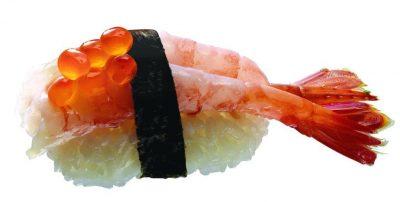 1-13 甜蝦握壽司