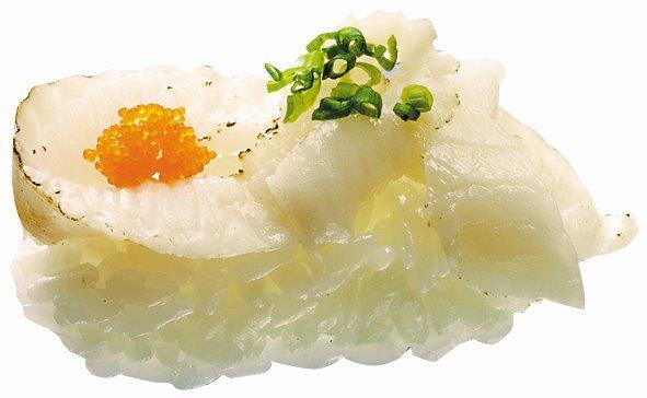 2-03 比目魚緣側握壽司