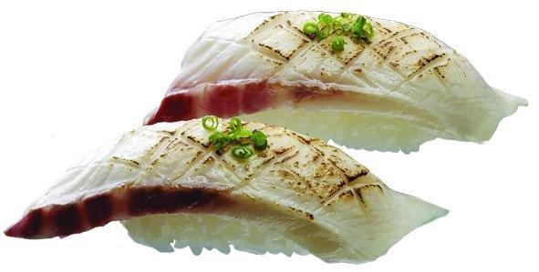 2-11 鹽之花炙海鱺握壽司