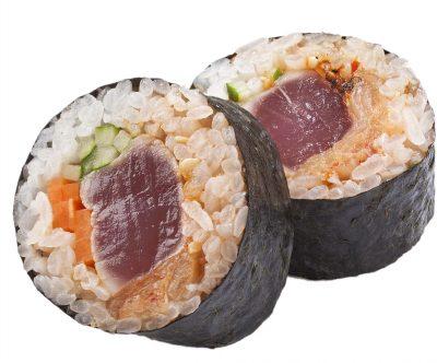 韓風鮪魚捲