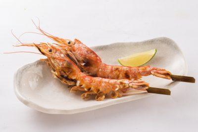 鹽烤天使紅蝦1