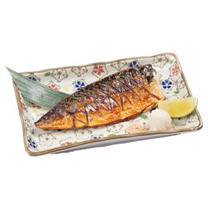 2017鹽烤鯖魚