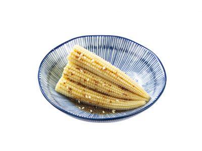 和風芥子玉米筍(2M)
