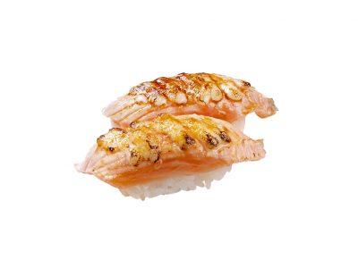 香柚焦糖鮭魚(2m)