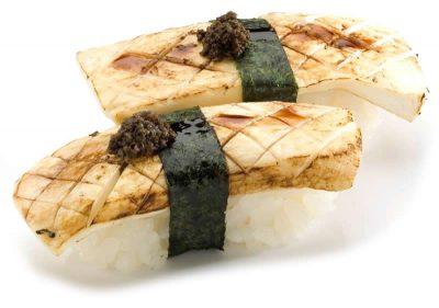 黑松露杏鮑菇握壽司