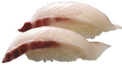 1-16 海鱺握壽司