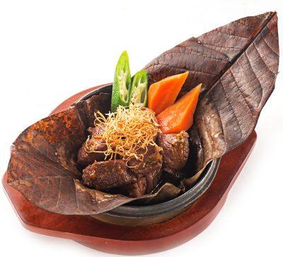 9-02 朴葉牛肉