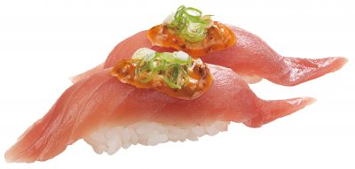 夏風鮪魚握壽司