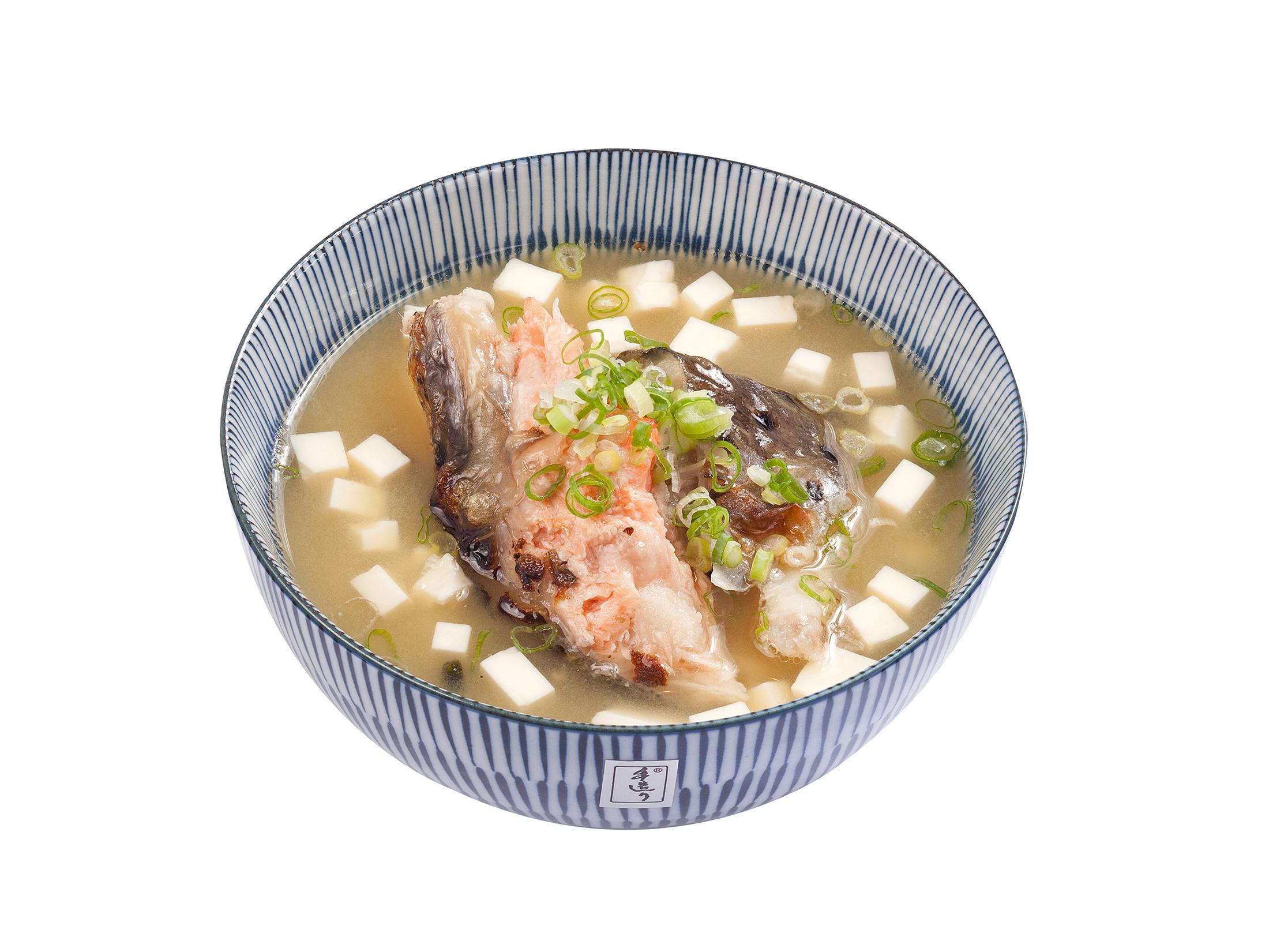 2017魚頭味噌湯