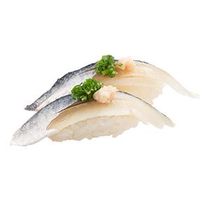 漬鯡魚壽司300X300