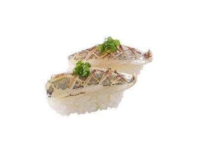 火炙竹筴魚壽司2M