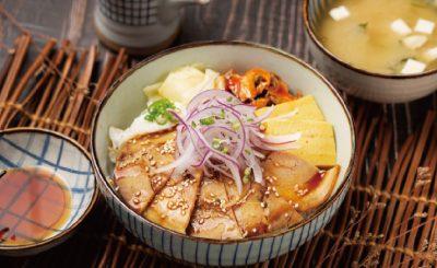 日式叉燒豚錦丼未去背2m